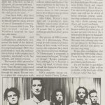 Columbia – January 25 1995