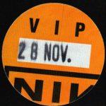 Tilburg – November 28 1999