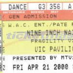 Chicago – April 21 2000