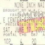 Salt Lake City – June 17 2000