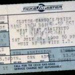 Detroit – July 28 1990