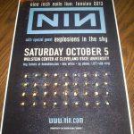 Cleveland – October 05 2013