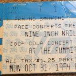 Houston – October 31 1994
