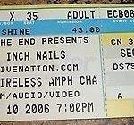Charlotte – June 10 2006