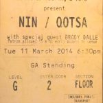 Perth – March 11 2014
