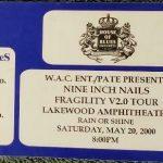 Atlanta – May 20 2000
