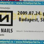 Budapest – July 24 2009
