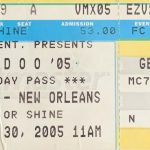 New Orleans – October 29 2005
