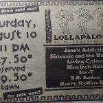 Mansfield – August 09 1991