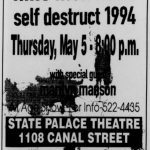New Orleans – May 05 1994