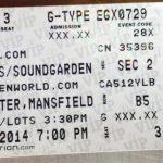 Mansfield – July 29 2014