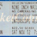 Louisville – November 12 1994