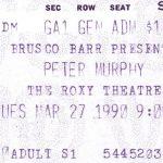 Atlanta – March 27 1990