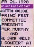 New York – April 21 1990