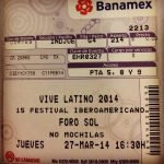 Mexico City – March 27 2014