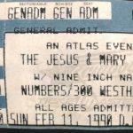 Houston – February 11 1990