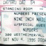 Houston – November 04 1995