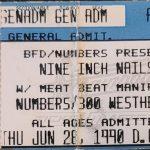 Houston – June 28 1990