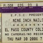 El Paso – March 30 2006
