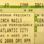 Atlantic City – November 06 2008