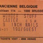 Brussels – September 02 1991