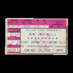 Miami – November 20 1994