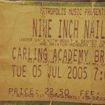 London – July 05 2005