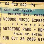 Memphis – October 30 2005