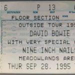 East Rutherford – September 28 1995