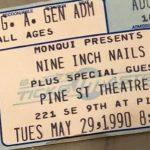 Portland – May 29 1990