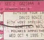 Columbus – October 04 1995