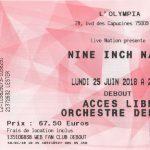 Paris – June 25 2018
