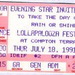 Phoenix – July 18 1991