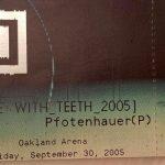 Oakland – September 30 2005