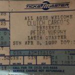 Detroit – April 08 1990