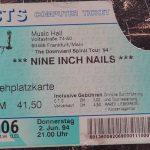 Frankfurt – June 02 1994