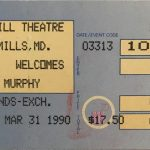 Owings Mill – March 31 1990