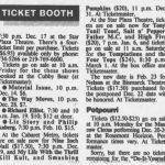 Chicago – December 29 1990