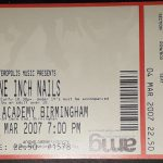 Birmingham – March 04 2007