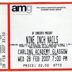 Glasgow – February 28 2007