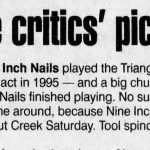 Raleigh – May 13 2000