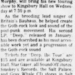 Salt Lake City – March 14 1990