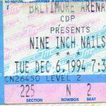 Baltimore – December 06 1994