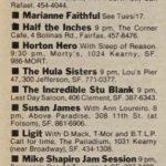 San Francisco – April 18 1990
