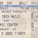 Denver – October 05 2005