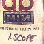 Inglewood – October 29 1995
