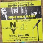 New York City – January 25 1991