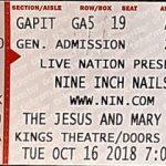 Brooklyn – October 16 2018