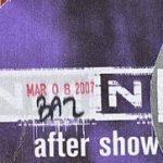 London – March 08 2007