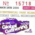 Miami – March 18 2006